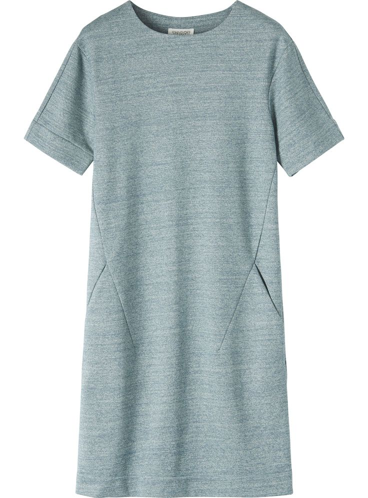 Shinju Dress from Toast - I dig the pocket seams - could allow for shaping for hips in an otherwise straight-cut dress/ tunic