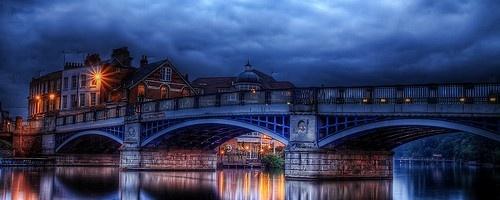 Examples of Bridge Photography