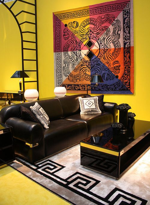 17 Best Images About Versace Home On Pinterest Armchairs