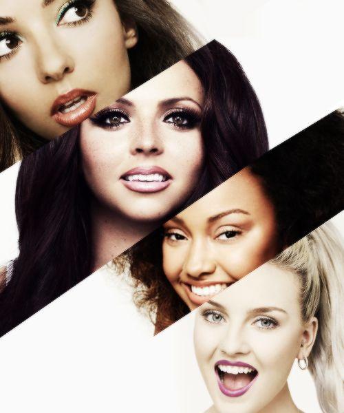Little Mix Makeup