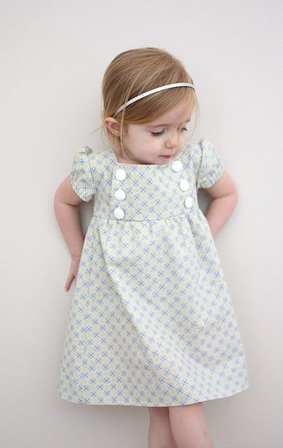 June bug dress pattern 2t