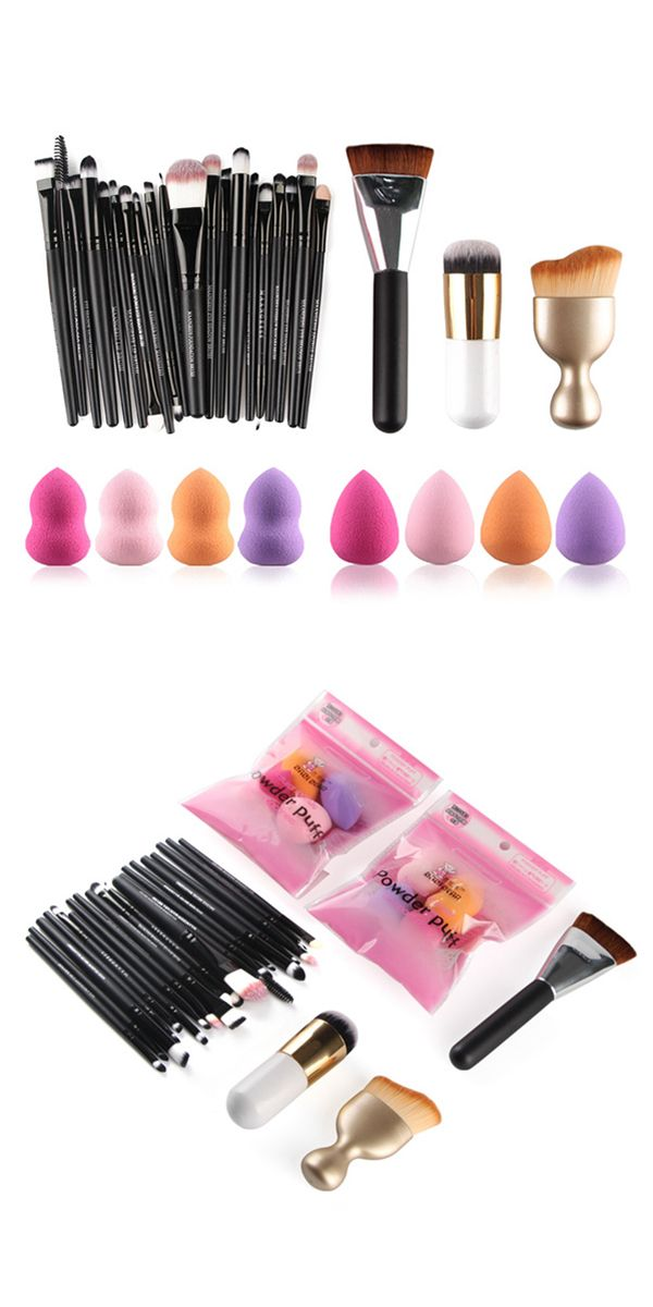 $8.40 for the whole Makeup Tools