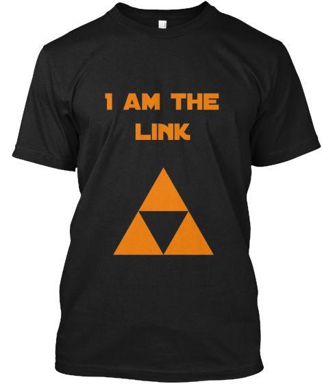 i am the link | Teespring