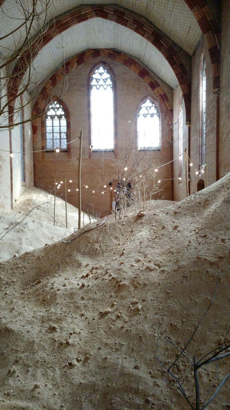 Hans op de Beck, couvent des Jacobins, 2016, Toulouse