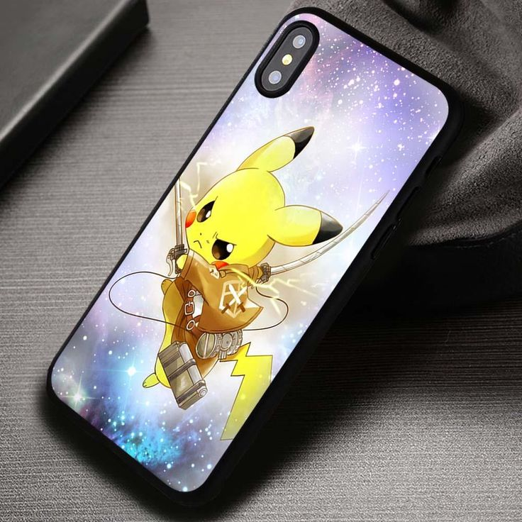 Pikachu Attack on Titan Pokemon - iPhone X 8  7 6s SE Cases & Covers #cartoon #anime #pokemon #pikachu #attackontitan #iphonecase #phonecase #phonecover #iphone7case #iphone7 #iphone6case #iphone6 #iphone5 #iphone5case #iphone4 #iphone4case #iphone8case #iphoneXcase #iphone8plus