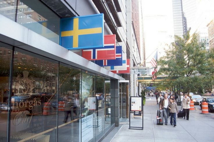 Scandinavia House: The Nordic Center in America
