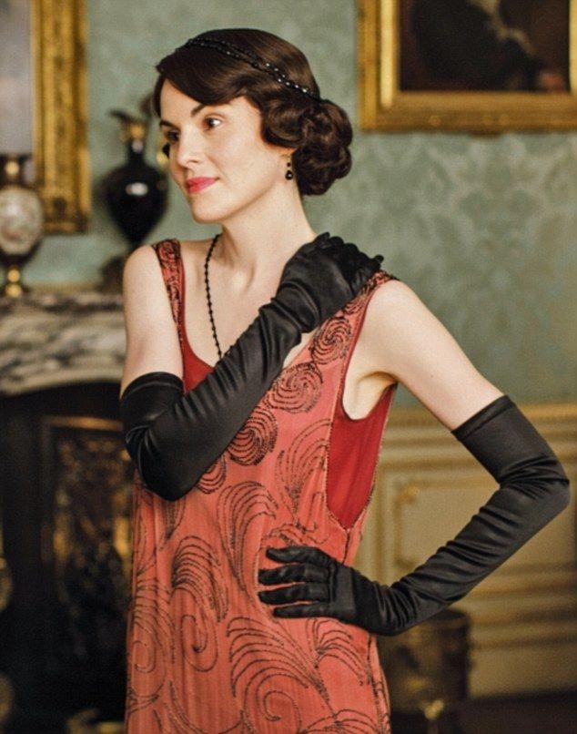 Lady Mary Crawley Season 5