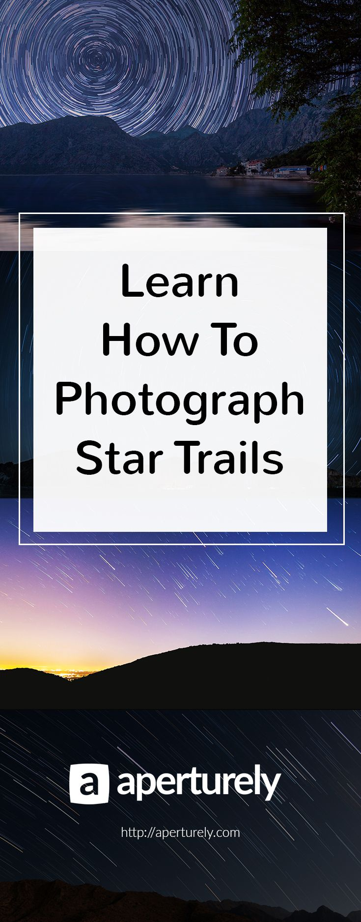 The Massive, FREE, guide to photographing star trails - Including post processing!