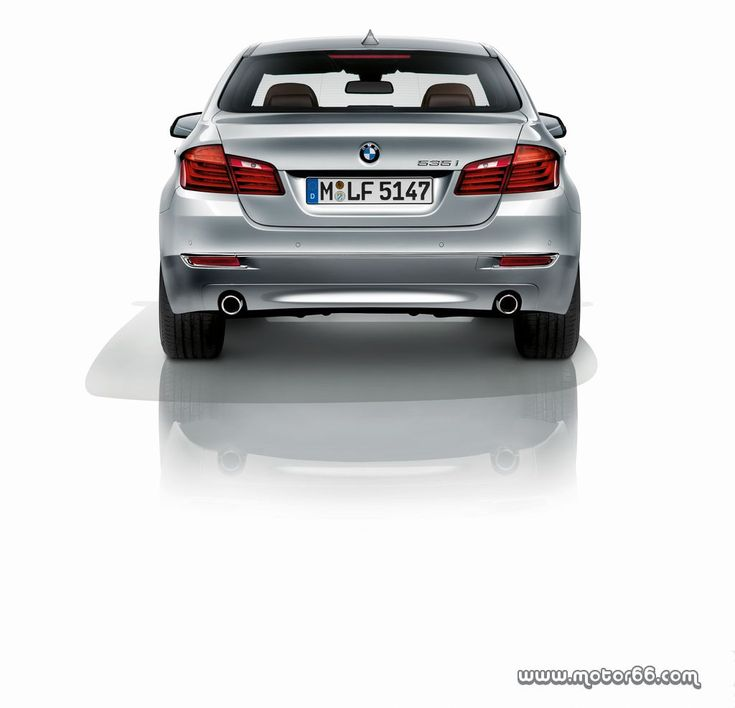 BMW Serie 5, en noviembre 2013 - Motor 66