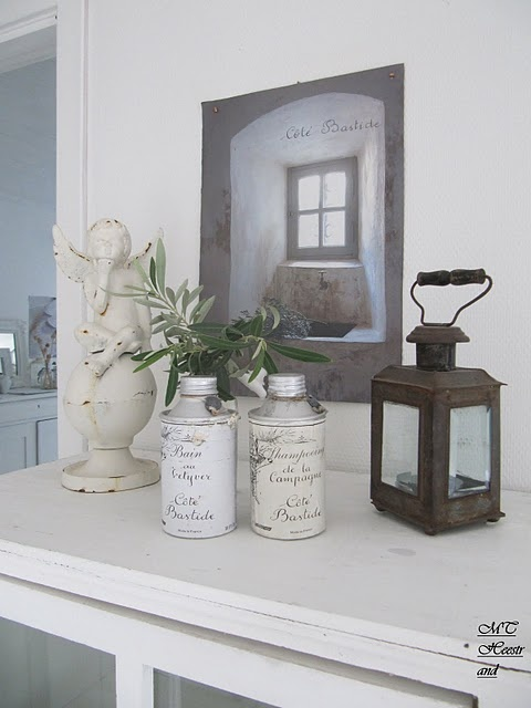 10 Best Images About Shabby French Elements With Sea Glass
