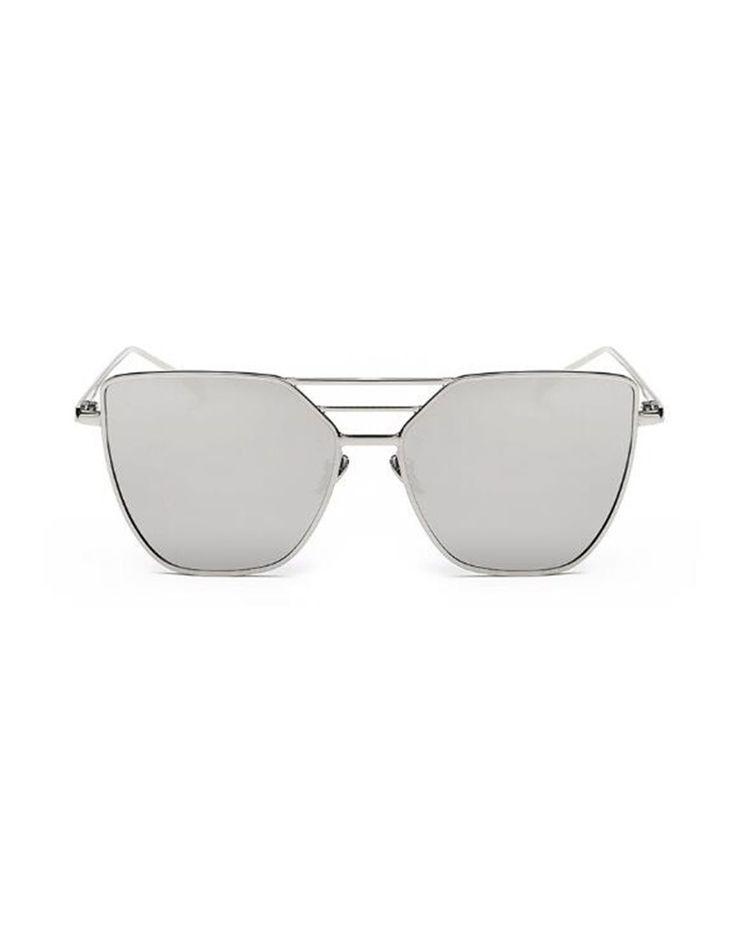 Eighty6 Tripple Silver Sunglasses