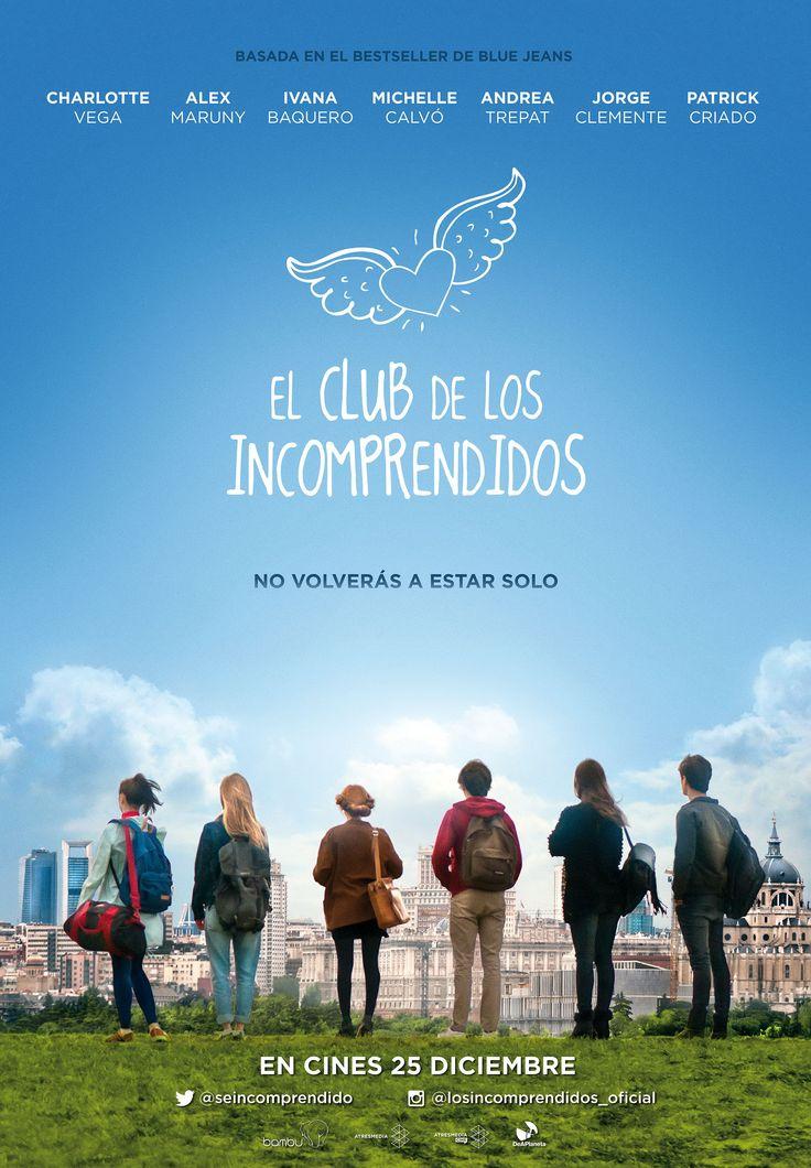 2014. El Club de los Incomprendidos                                                                                                                                                                                 Más