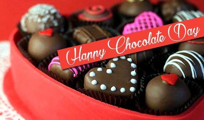 chocolate day happy chocolate day