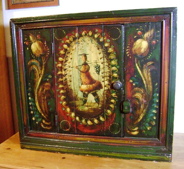 Exceptional Signed Peter Ompir [1904-1979] American Folk Art from rockrivercottageantiques on Ruby Lane