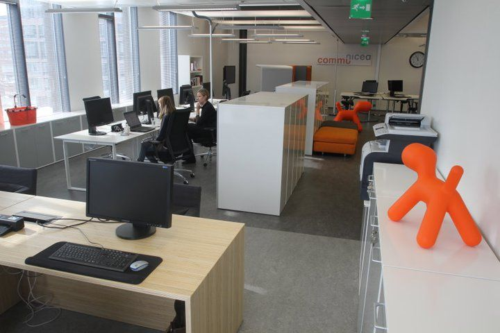 Office, Communicea, workspace