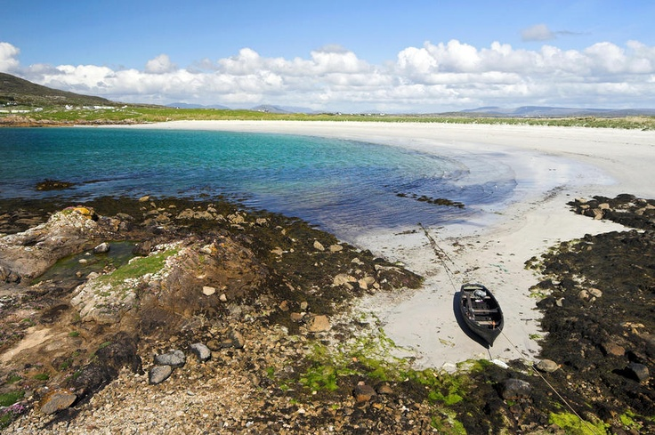 Dogs bay Roundstone Ireland Photograph by Pierre Leclerc - Dogs bay Roundstone Ireland Fine Art Prints and Posters for Sale
