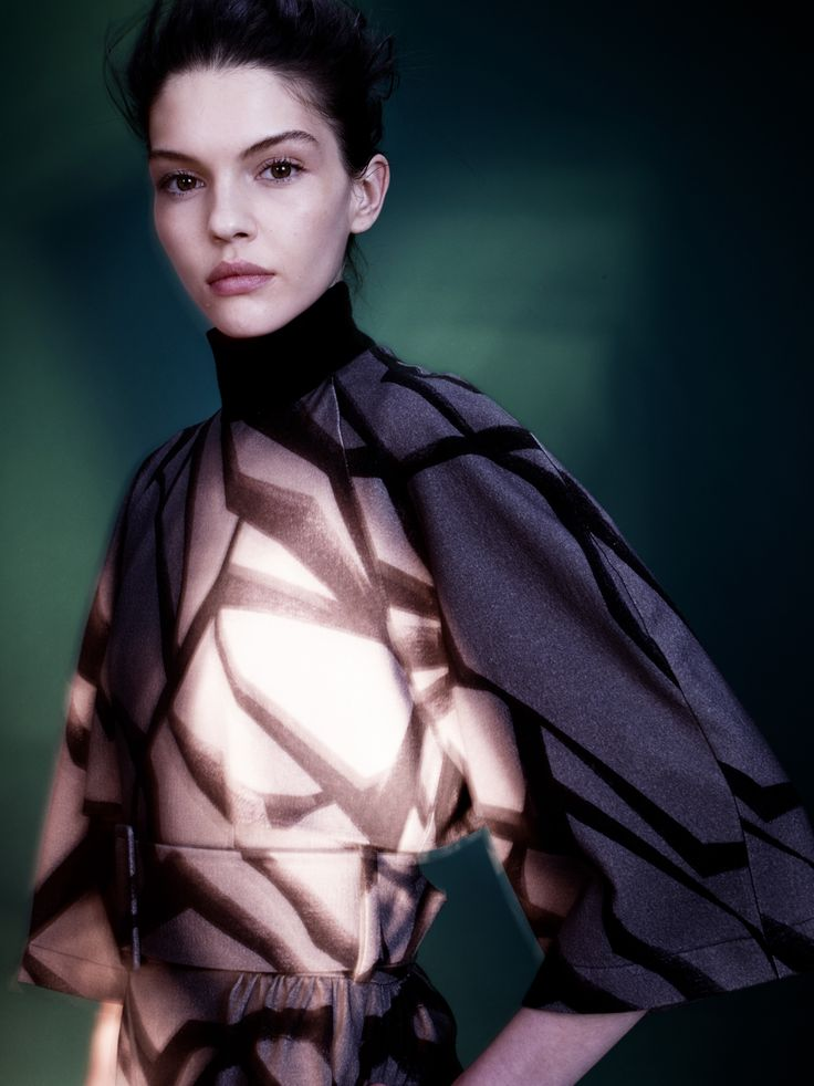 DAMIR DOMA WOMEN'S READY-TO-WEAR PRE-FALL 2014 COLLECTION  LOOK 01  http://www.damirdoma.com/en/collection/womens/autumn-winter-2014