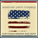 American Paint Co - Chalk Paint Colors PDF with examples of all 30!