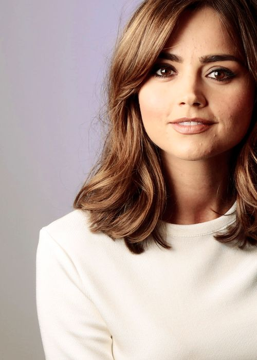 jenna coleman hair 2015 - Google Search