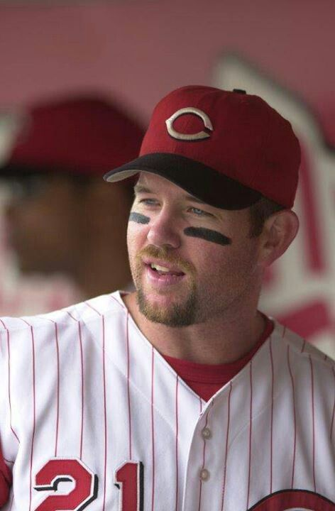 One of my all-time favorite Reds. Sean Casey
