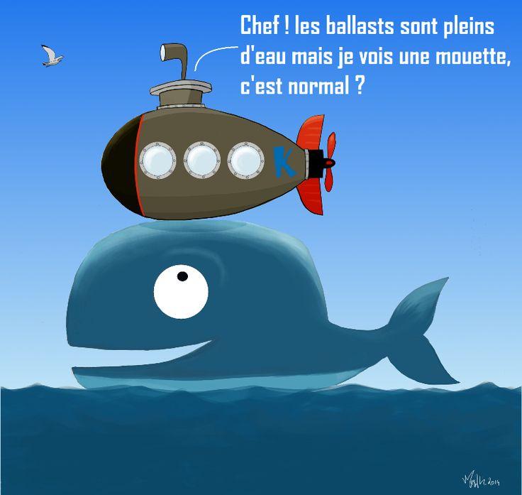 Aujourd'hui, nous allons parler du sous-marin et de ce bon vieux principe d'Archimède, que nous côtoyons à chaque fois que nous nageons. La question principale concerne la façon dont le sous-marin parvient à se déplacer aussi bien dans le fond de l'eau qu'en surface. Avant de parler du sous-marin, il …Partager:<u…
