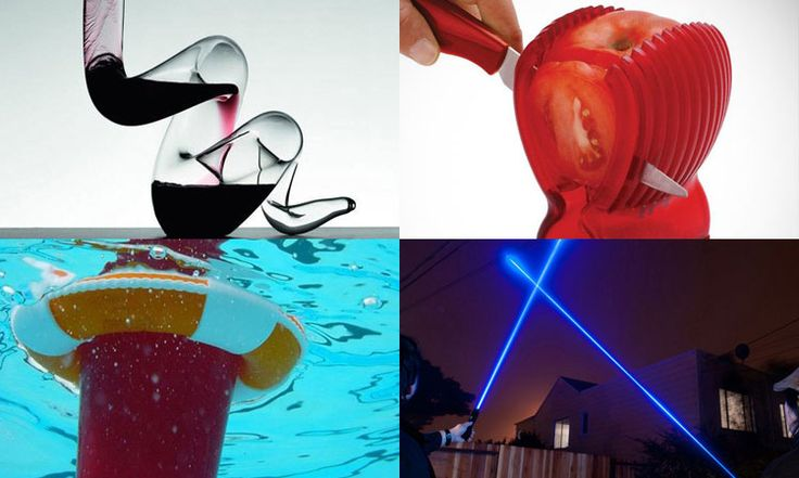 Les gadgets geek du vendredi : bouée pour gobelet, réveil revolver, housse de couette pour princesse...
