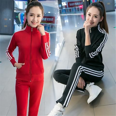 0f384f58c Satin two piece set tracksuit for women elegant top and pants set 2018  womens casual sweat suits
