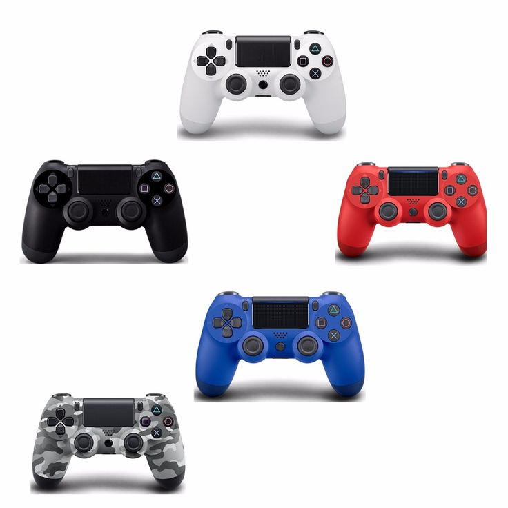 Wireless bluetooth gamepad For Sony PS4 controller dualshock playstation 4 console sixaxis game joystick for play station 4 PS