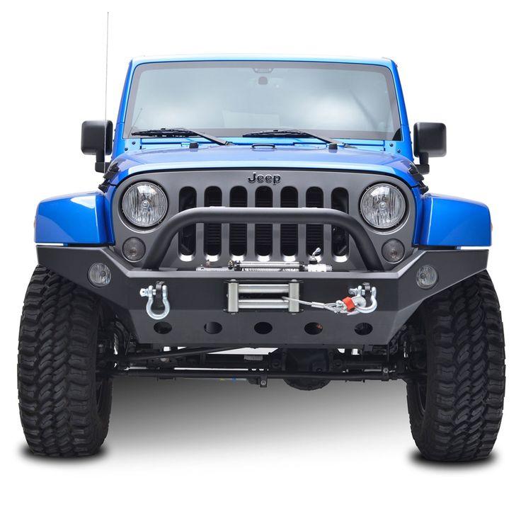 Amazon Com E Autogrilles 51 0360 07 15 Jeep Wrangler Jk Robicon