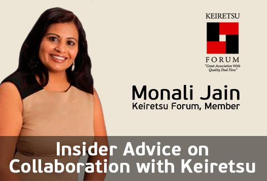 """Micro-course """"Insider Advice on Collaboration with Keiretsu"""" by Monali Jain https://coursmos.com/course/insider-advice-on-collaboration-with-keiretsu #Business @Coursmos Courses"""