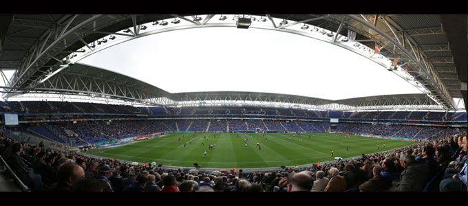 RCD Espanyol – Levante UD / Vista lateral | GigaPhoto Agency