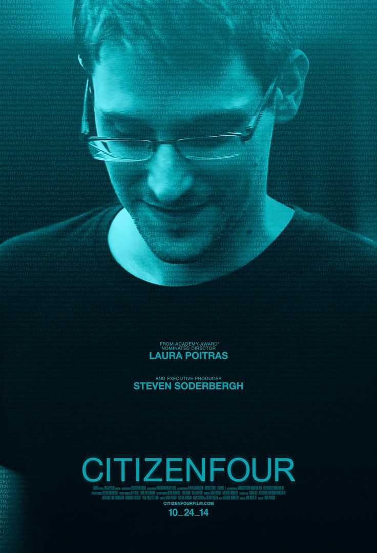 """Citizenfour"" / Laura Poitras / 2014 / USA / Documentary / Journalism/ Internet"