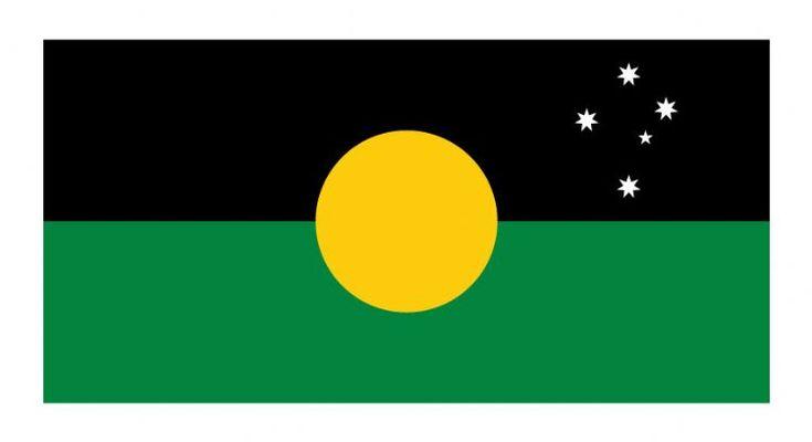 Australian flag proposal _ Ausflag submission designer unknown