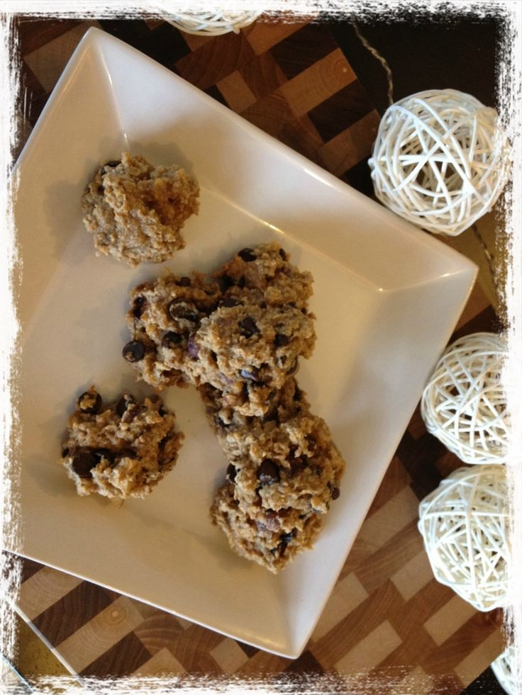 Nutty Breakfast Cookies