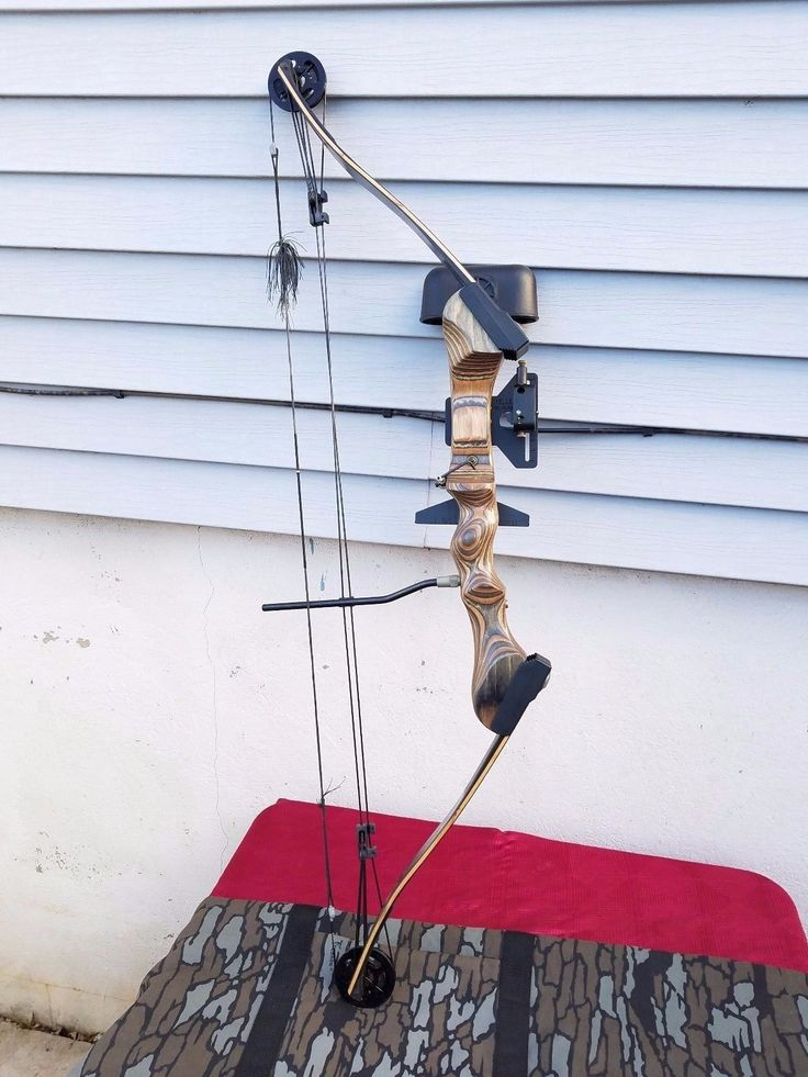 Vintage Browning Vortex X Compound Bow Model VXL9A L with Soft case
