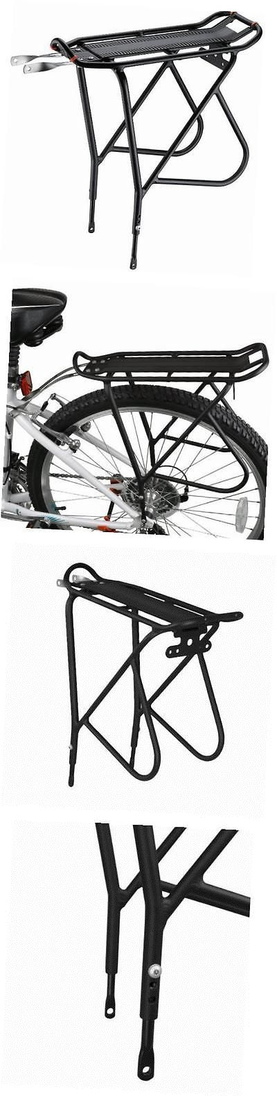Carrier and Pannier Racks 177836: Bike Carrier Rack, For Heavier Top And Side Storage, For 26 -29 Frames -> BUY IT NOW ONLY: $45.24 on eBay!