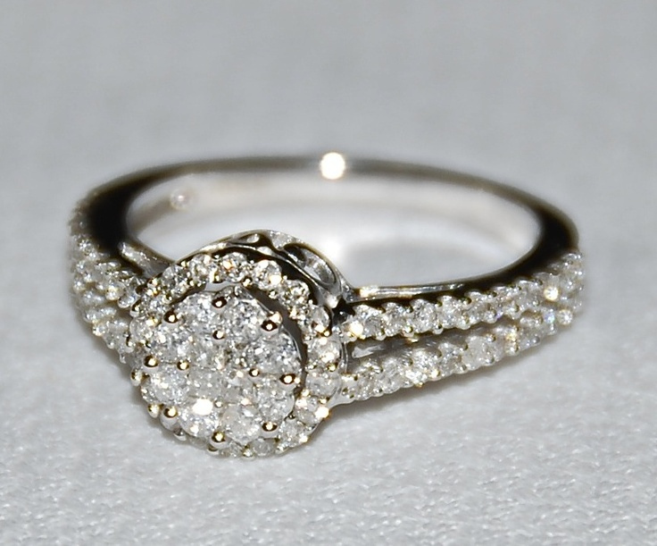 25th Wedding Anniversary Diamond Rings. Fabulous Th Anniversary Ring