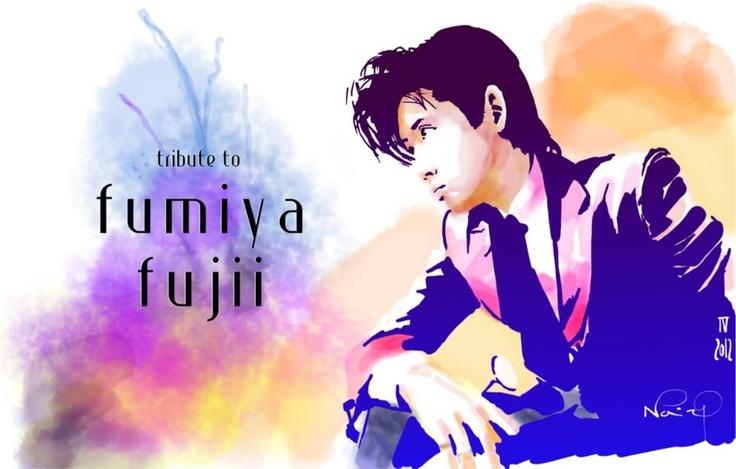 tribute to Fumiya Fujii by Nai-Q