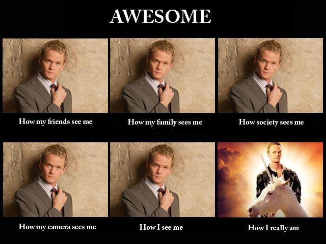 yesssss.: Neil Patrick'S Harry, Laughing, Barney Stinson, Mothers, Neil Patrick Harris, Awesome, Funny, Things, True Stories