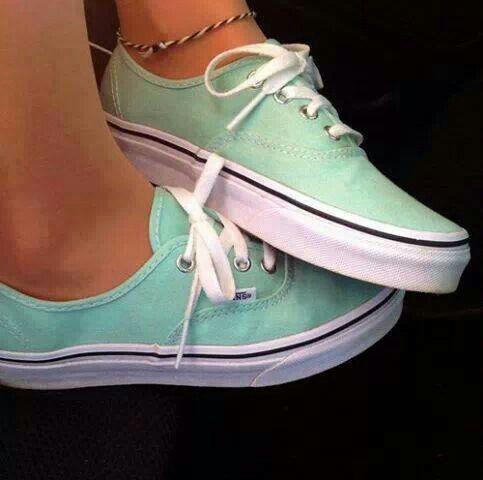 Colour Changing Shoes Vans