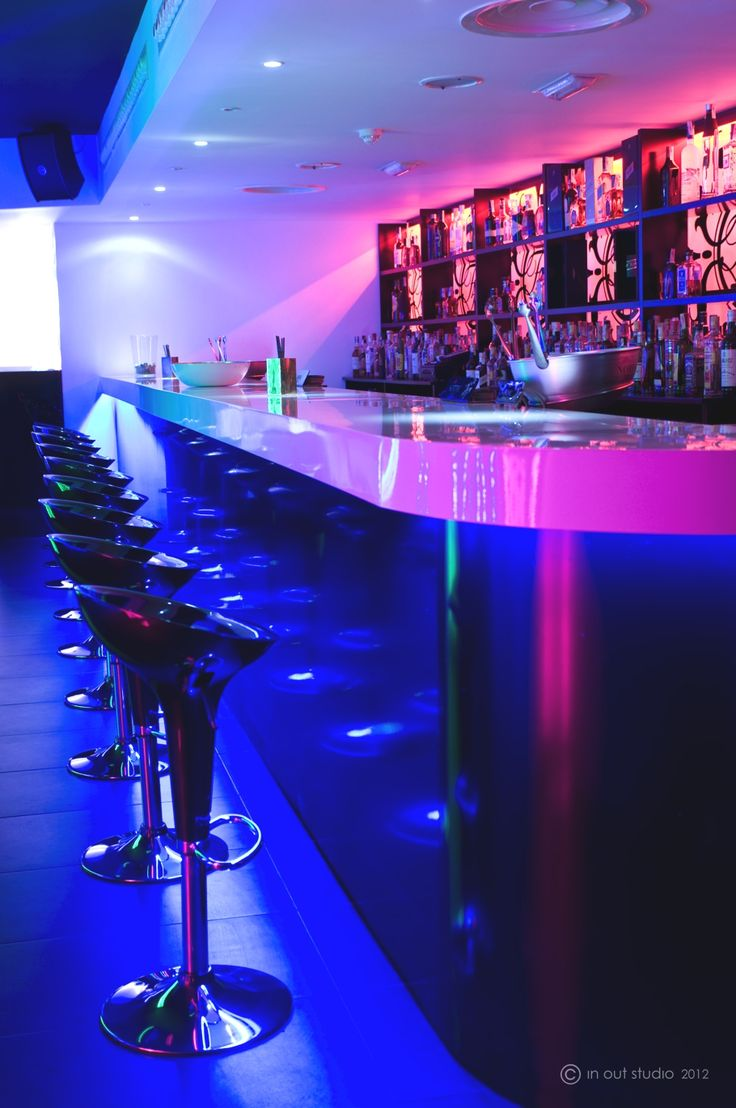 Fortuni Club, Gran Canaria - http://www.adelto.co.uk/trendy-nightclub-fortuni-gran-canaria