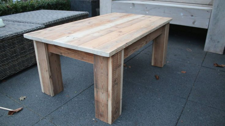 20 Homemade Coffee Tables - Office Furniture for Home Check more at http://www.buzzfolders.com/homemade-coffee-tables/