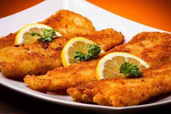 Tilápia Crocante: Diferente forma de empanar os filés de peixe deixará ele ainda mais crocante