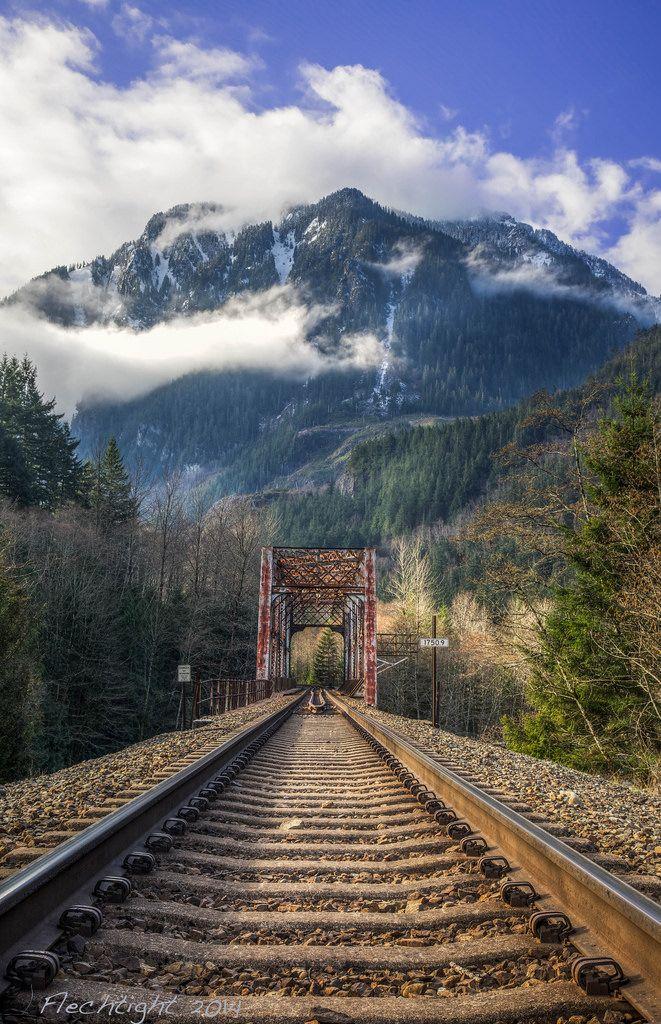 Mount Persis, Snohomish County, Washington