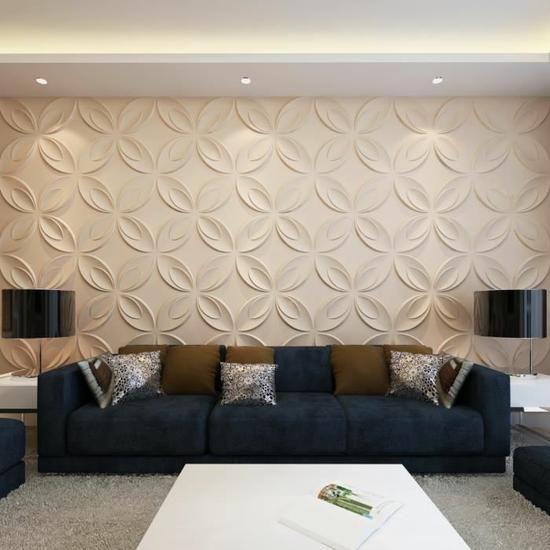 Pi di 25 fantastiche idee su decorare le pareti su - Tavole adesive 3d per pareti ...