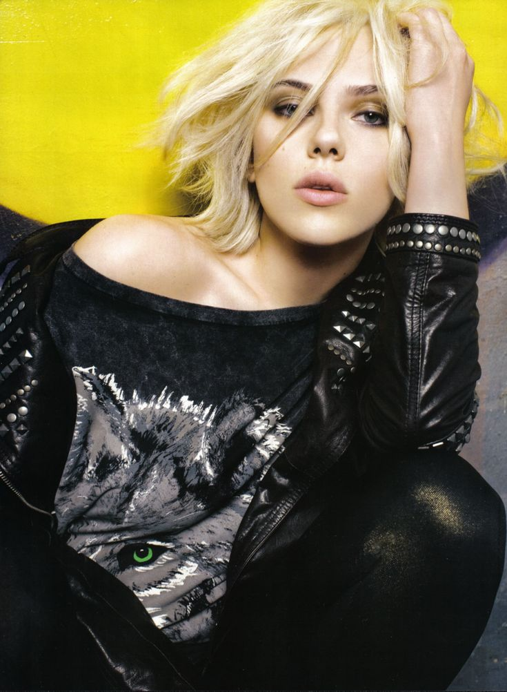 Scarlett Johansson | Named Esquire's Sexiest Woman Alive for the Second Time in Seven Years
