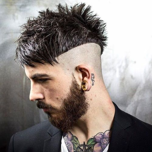37 best spiky hair images on pinterest hair styles mens 80 most popular mens haircuts hairstyles 2015 urmus Image collections