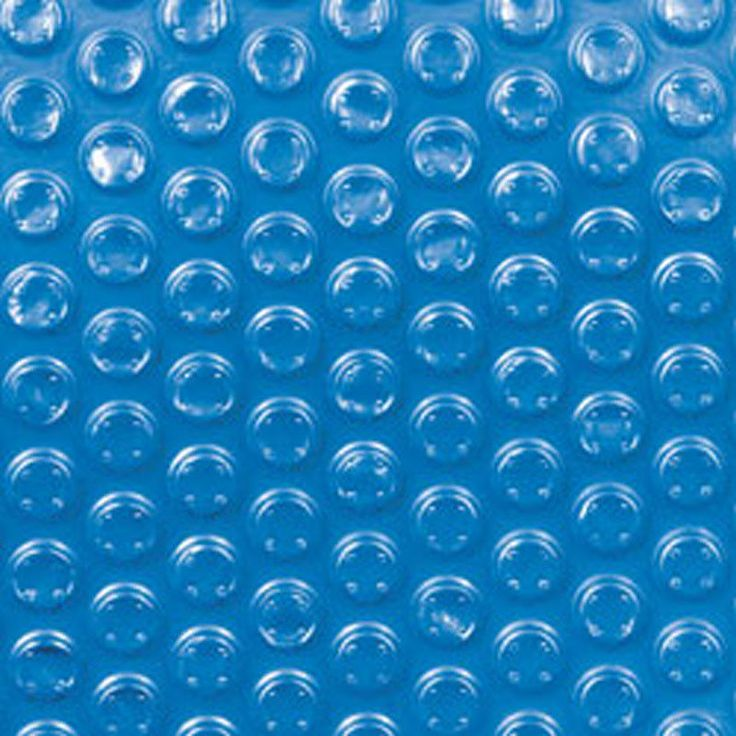 1 of 1: 18' Round Aboveground Swimming Pool Solar Blanket Pool Cover Tarp 8 Mil