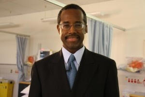 Dr Ben Carson Responds to Rush Limbaugh's comments that Dems are afraid of his humble persona    Read more: http://newsninja2012.com/dr-ben-carson-responds-to-rush-limbaughs-comments-that-dems-are-afraid-of-his-humble-persona/#ixzz2OBs1nBzz   Follow us: @Wayne Dupree on Twitter | newsninja2012 on Facebook