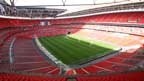 my view for the FA CUP FINAL 2012 @Wembley Stadium